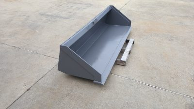 Heavy Duty Low Profile Bucket